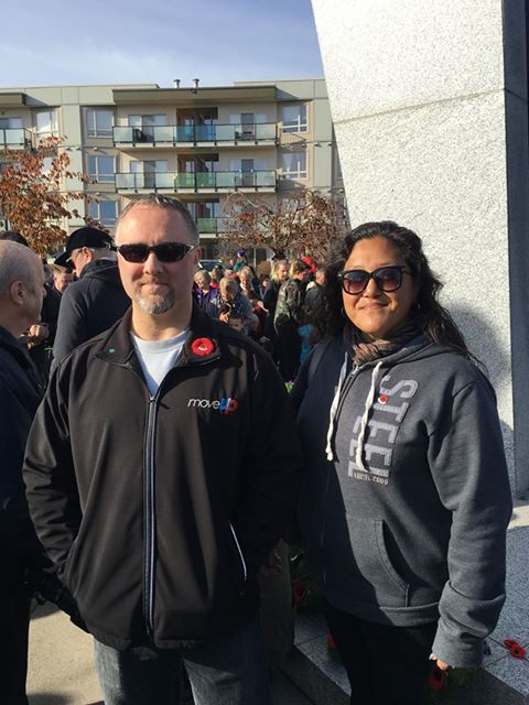 Remembrance Day Langley 2018