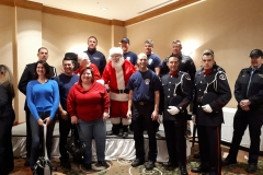 Ex Brd Aimee Cho and ST Andrews at IAFF 323 Dec 2017 breakfast